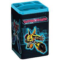 """Стакан - подставка настольный """"Transformers"""",  ТМ Kite"""