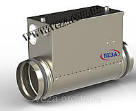 Воздухонагреватель электричекий канальный Канал-ЭКВ-К-150-6,0