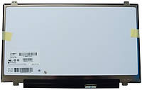 """Матрица 14.0"""" LP140WH2-TLQ1 (1366*768, 40pin, LED, SLIM, глянцевая, разъем справа внизу) для ноутбука"""
