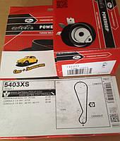 Ремень и ролик ГРМ Geely E030200005 комплект ГРМ Gates K015403XS Toyota 1.5, 1.6 Avensis, Karina, Corolla