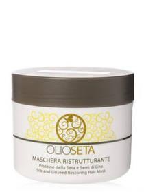 Barex Olioseta Restoring Hair Маска відновлююча з протеїнами шовку 250 мл.
