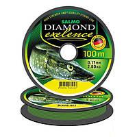 Леска монофильная Salmo Diamond EXELENCE 100/045 (4027-045)