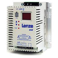 Преобразователь частоты Lenze 2,2 кВт 220В (питание от одной фазы)