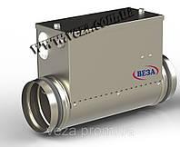 Воздухонагреватель электричекий канальный Канал-ЭКВ-К-125-2,4