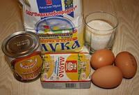 Рецепт орешек со сгущенкой