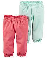 Набор штанишек для новорожденных девочек 9-12-18 мес. Carter's (США)