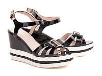 Босоножки на танкетке, Ok Shoes, KA3-1, (36-40)