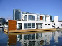 Дома на плаву «Marina Housing»
