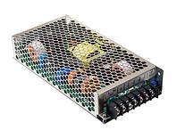 Блок питания Mean Well HRP-200-24 В корпусе с ККМ 201,6 Вт, 24 В, 8.4 А (AC/DC Преобразователь)
