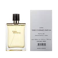 Hermes terre d'hermes parfum 100ml тестер