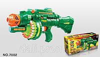 Пулемет детский с мягкими пулями