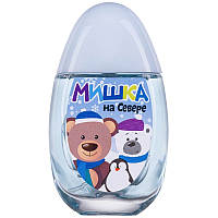 Душистая вода для детей Cris Carson мишка на севере 50мл