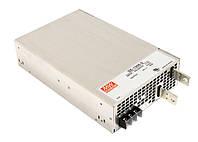 Блок питания Mean Well SE-1500-24 В корпусе 1500 Вт, 24 В, 62,5 А (AC/DC Преобразователь)