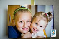 Срочная печать фото на холсте Днепропетровск