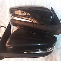 Боковые зеркала на Lada Granta с повторителем поворота