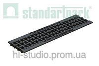 Решетка водоприемная StandartPark 500х136х15 класс нагрузки: A – В ячеистая чугунная СЧ, кл.В (20402)