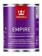 Краска для мебели TIKKURILA Эмпире, 2,7 л, база А (6408070004159)
