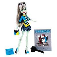Кукла Монстер Хай Фрэнки Штейн из серии День фотографии (Monster High Frankie Stein Picture Day )