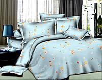 Ткань для постельного белья Ранфорс SP Blue (60м)