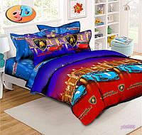 Ткань для постельного белья Ранфорс R599 (60м)