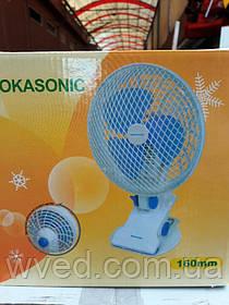 Вентилятор настольный Nokasonik