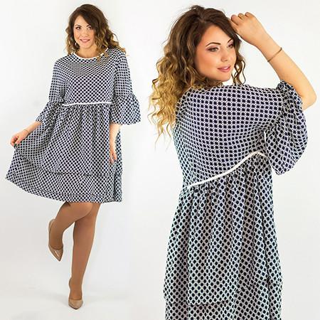 Короткие платья 48+