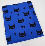 Маски бэтмена на синем