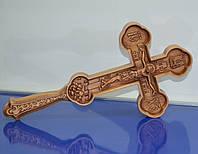 Животворящий крест из дерева (100х220х18 мм)