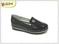 Детские туфли оптом на девочек от фирмы Yalike (разм. с 30 по 37)