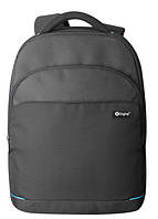 Городской рюкзак с отделением для ноутбука X-DIGITAL Arezzo 316 (Black)