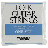 Струны акустика YAMAHA FS520