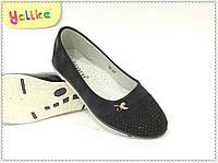 Детские туфли оптом на девочек от фирмы Yalike (разм. с 27 по 32)