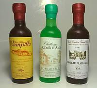 Мыло Бутылка вина
