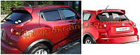 Спойлер без стопа под покраску на Nissan Juke 2010-2014