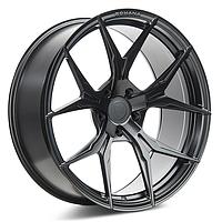 Диски ROHANA RFX5 Matte Black для BMW (R20x10 PCD5x120 ET22 HUB74.1)