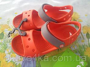 Босоножки Crocs Crocband размер С10 (27-28), фото 2