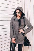 TM Ozze Женское весеннее пальто из твида Д 122