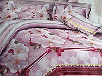 Полуторный набор постельного белья Ранфорс 122