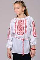 Харьков Вышиванка детская блуза VDD-8