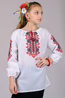 Харьков Вышиванка детская блуза VDD-7