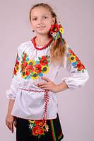 Харьков Вышиванка детская блуза VDD-5