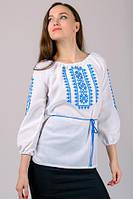 Харьков Вышиванка женская блуза LS-12