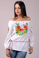 Харьков Вышиванка женская блуза LS-8