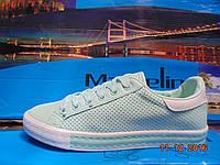 Кеды мята, размеры:36-41 .купить кеды в розницу 7 км одесса турция со склада женская обувь