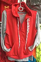 Детский спортивный костюм тройка оптом 4-8 лет