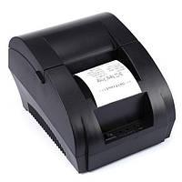 Принтер чеков POS-5890K USB черный