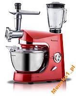 Миксер планетарный смеситель робот кухонный Turbotronic TT-007