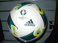 Мяч футбольный adidas Euro 2016 Glider Match Ball Replica AX7354