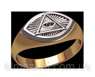 масонов кольцо со знаком