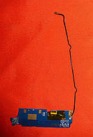 Нижняя плата Bravis ALTO с коаксиальным кабелем